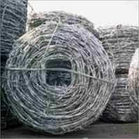 Construction Barbed Wire Fence