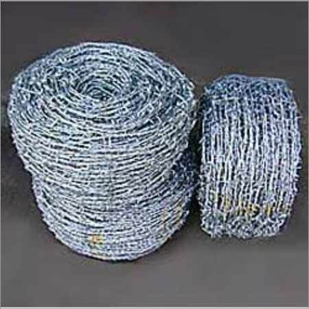 Barbed Steel Wire Fencing
