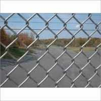 Decorative Chain Link Fence