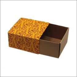 Corrugated Paper Gift Box
