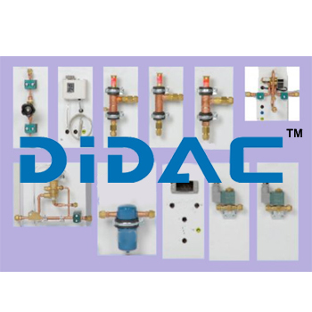 Refrigeration Components for Advanced Experiments