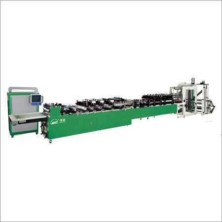 Automatic Dual-Purpose 3 Side Seal Bag Making Machine
