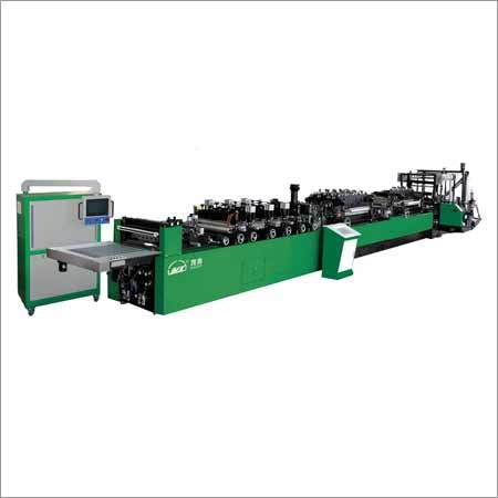 Automatic 3 Side Seal Bag Making Machine