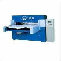 Four Column Autobalance Hydraulic Cutting Machine