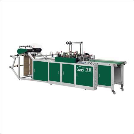 Double Channels Bottom Seal Bag Making Machine