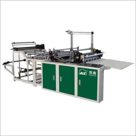 Cold Cutting Without Tension Bag Making Machine