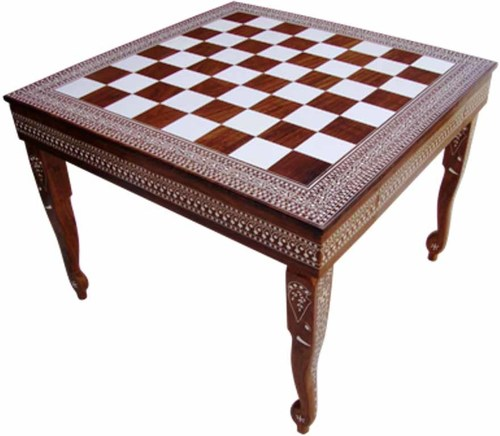 Square Chess without Drawer