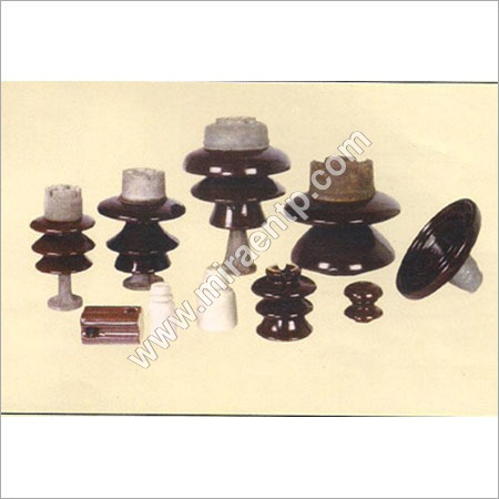 Porcelain Line Insulators
