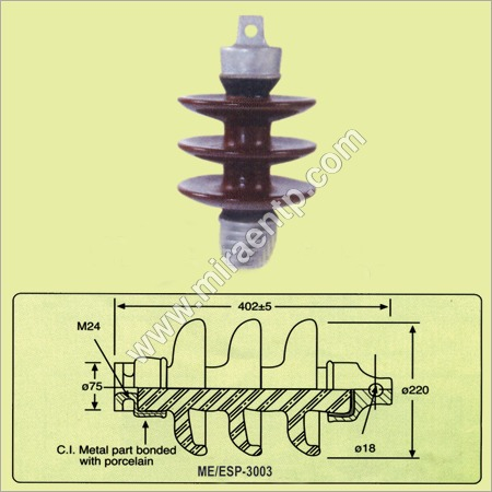 ESP Suspension Insulator