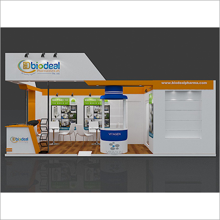 Exhibition Design Stand
