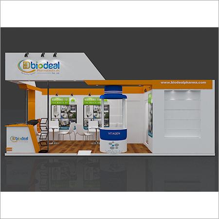 Professional Exhibition Stall Design