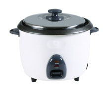 White Color Rice Cooker