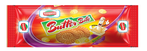 Butter Bite Small Laminated Pouch