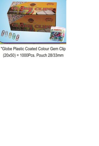 Color Clip 50 pc Pouch