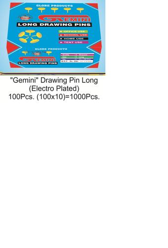 GEMINI Long Drawing Pin