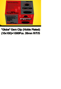 Globe 26mm