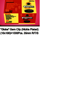 Globe 35mm