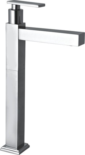 CP Pillar Basin Tap Long Nose