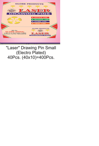 LASER Small Drawing Pin