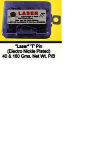 Laser T Pin PB