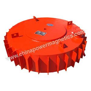 Circular Electromagnetic Separator