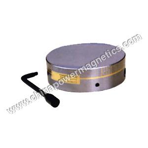 Circular Permanent Magnetic Chuck