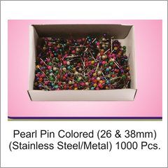 Pearl Pin Color
