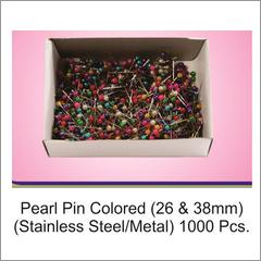 Pearl Pin Color