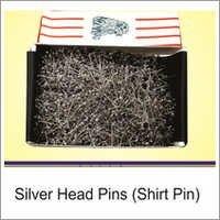 Silver head Pin