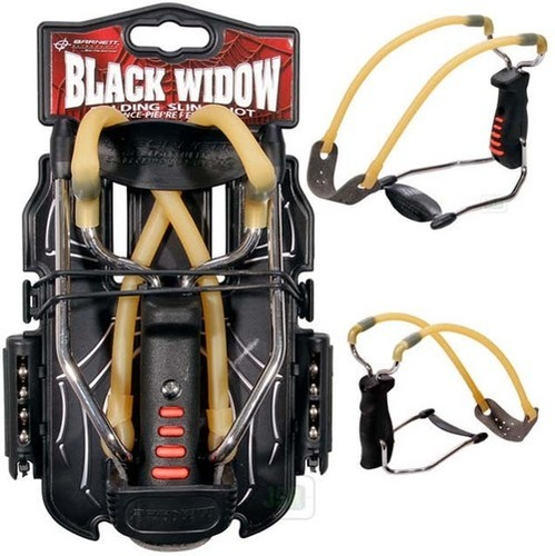Barnett Professional Black Widow Slingshot