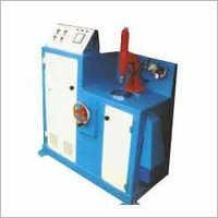 Abrasive Cut Off Machine for Spectro Specimen