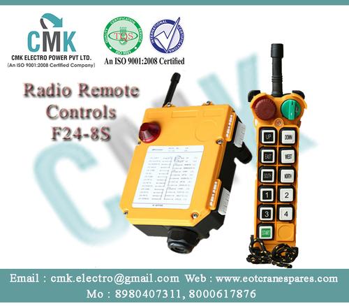 Radio Remote Control for Cranes