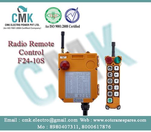 Crane Remote Control System