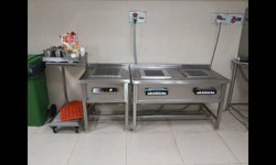 Two Burner Induction Stove