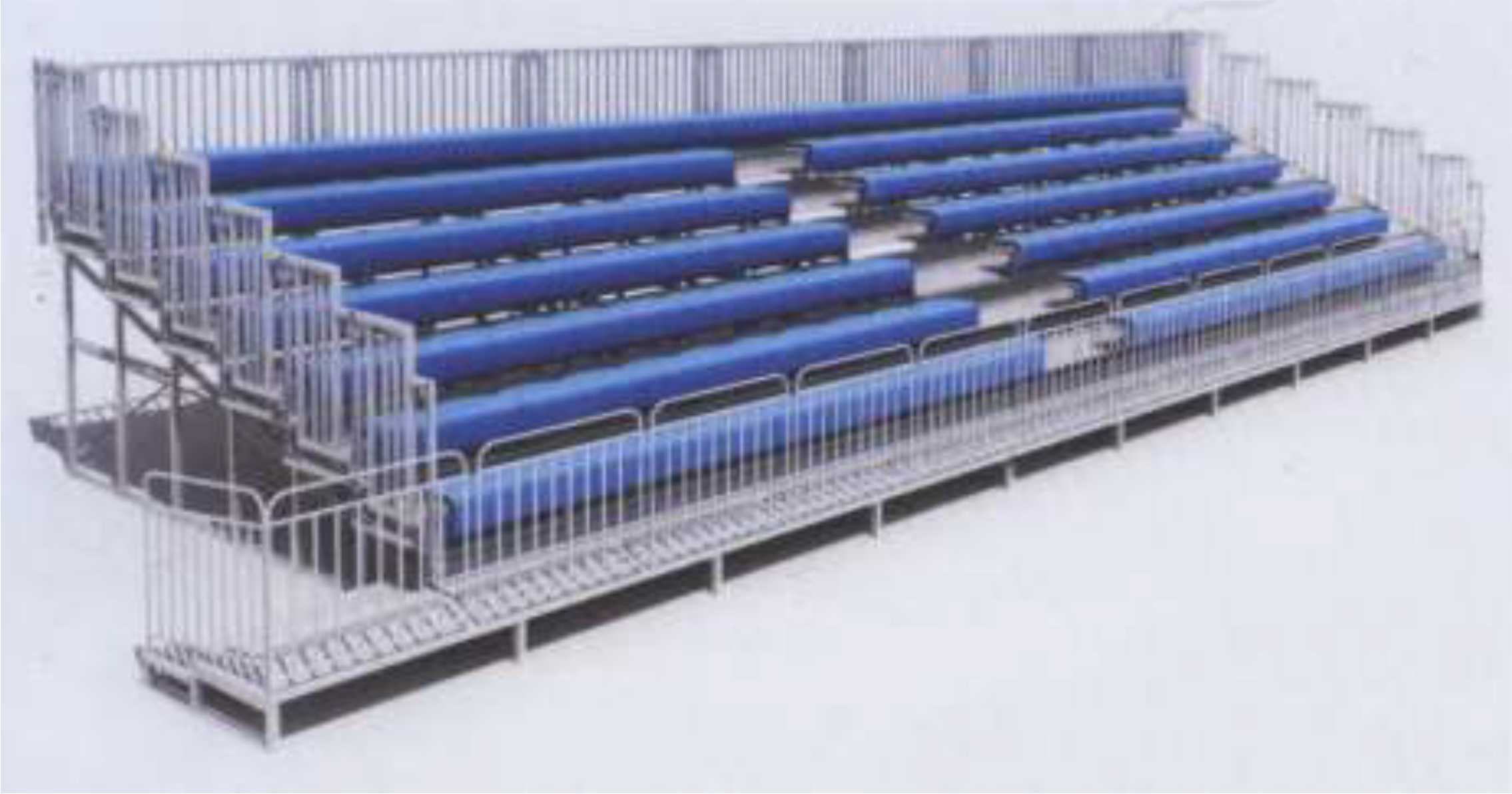 Bleacher Chair