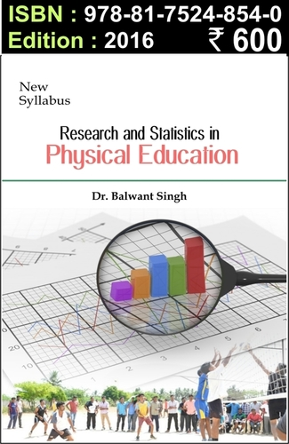 Research & Statistics in Physical Education