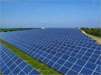 MW Solar Power Plant