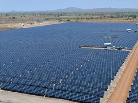 Medium scale Solar Power Plant