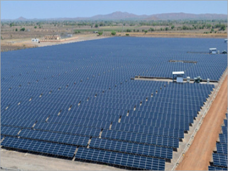 Medium scale Solar Power Plant