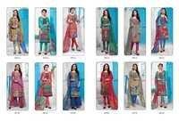 VARSHAA FASHIONS (KABIRAH) Straight Salwar Kameez Wholesale