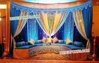 Muslim Wedding Nikah Stage