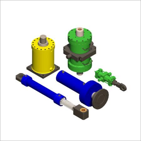 Hydraulic Cylinders Parts - NEW HYDROEQUIPMENTS PVT  LTD