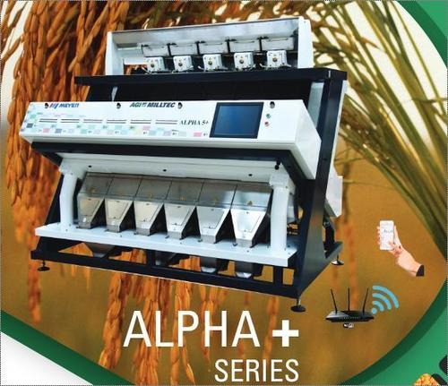 Alpha + Series Color Soring Machine