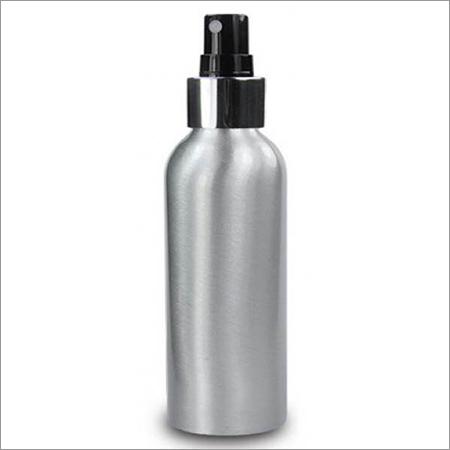 Mist Spray Aluminium Bottle