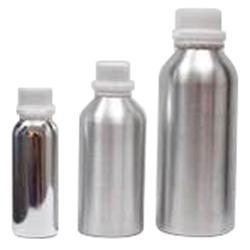 Plain Aluminium Bottles