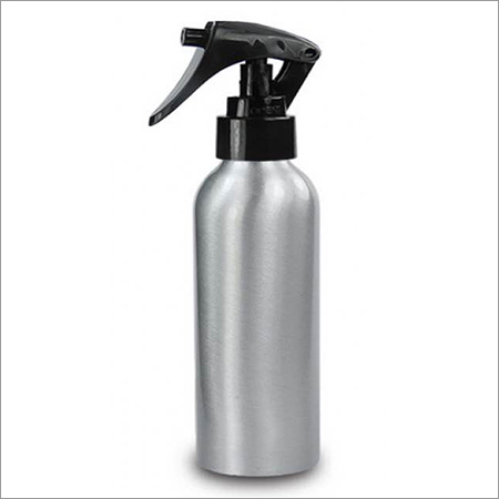 Trigger Spray Aluminium Bottle