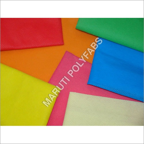 Multipurpose Colored Non Woven Fabrics