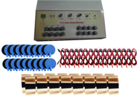 Body Shaping Machine 16 Channels 32 Pads LED Machines