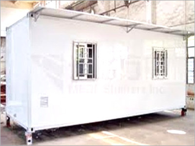 Frp Prefabricated Cabins