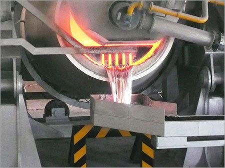 Rotary Melting Furnace
